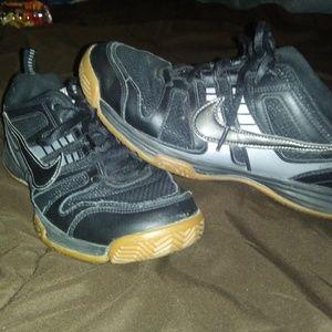 Nike Multitraining 10 Shoe Balck/ Sliver Womens